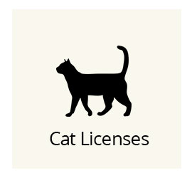 Cat Licenses