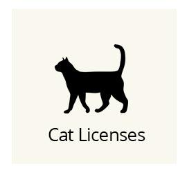 Cat Licenses