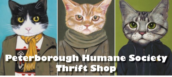 Thrift Shop | Peterborough Humane Society